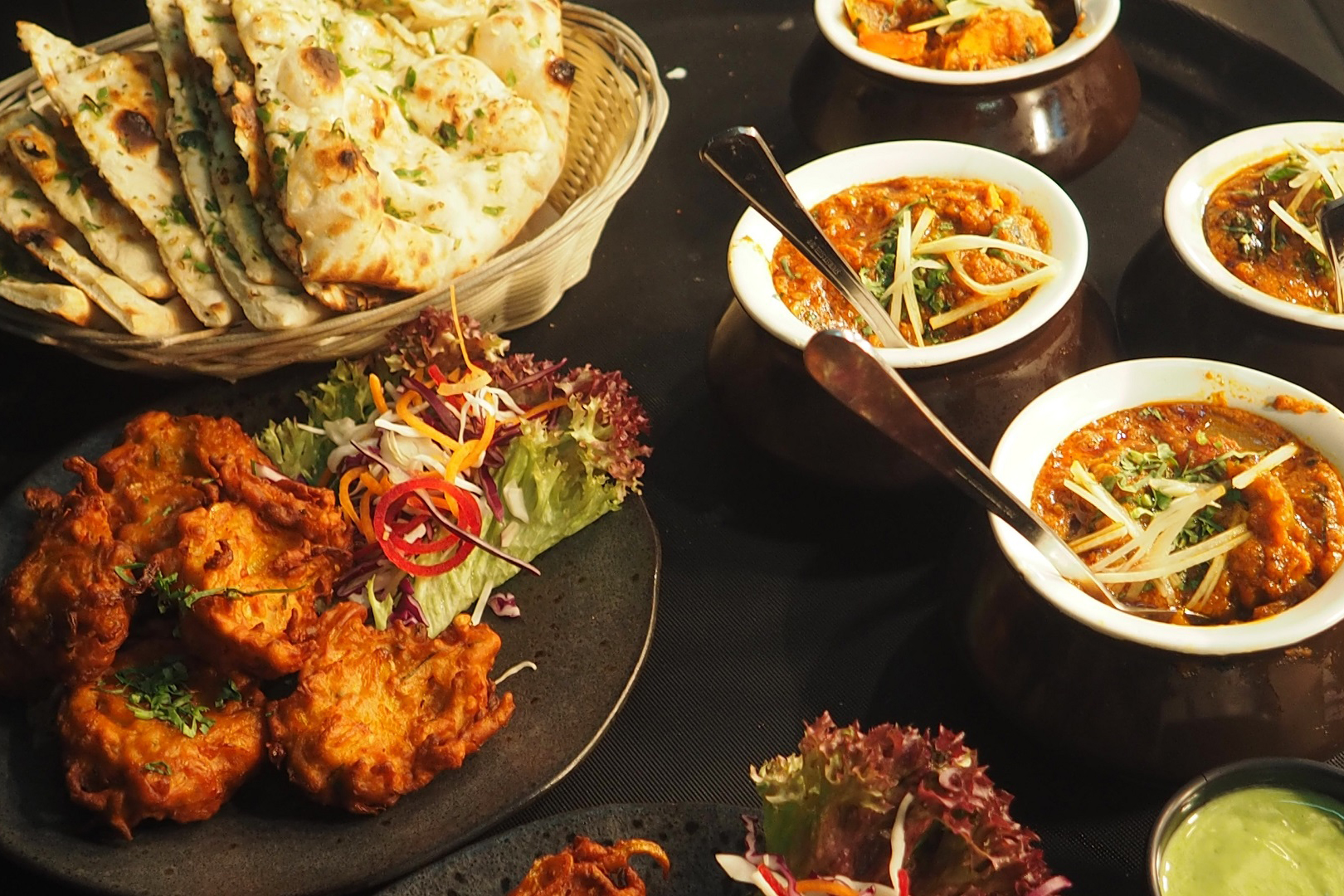 Willkommen auf der Internetseite desIndischen Restaurants Gandhi!